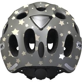 ABUS Youn-I Helmet Kids grey star